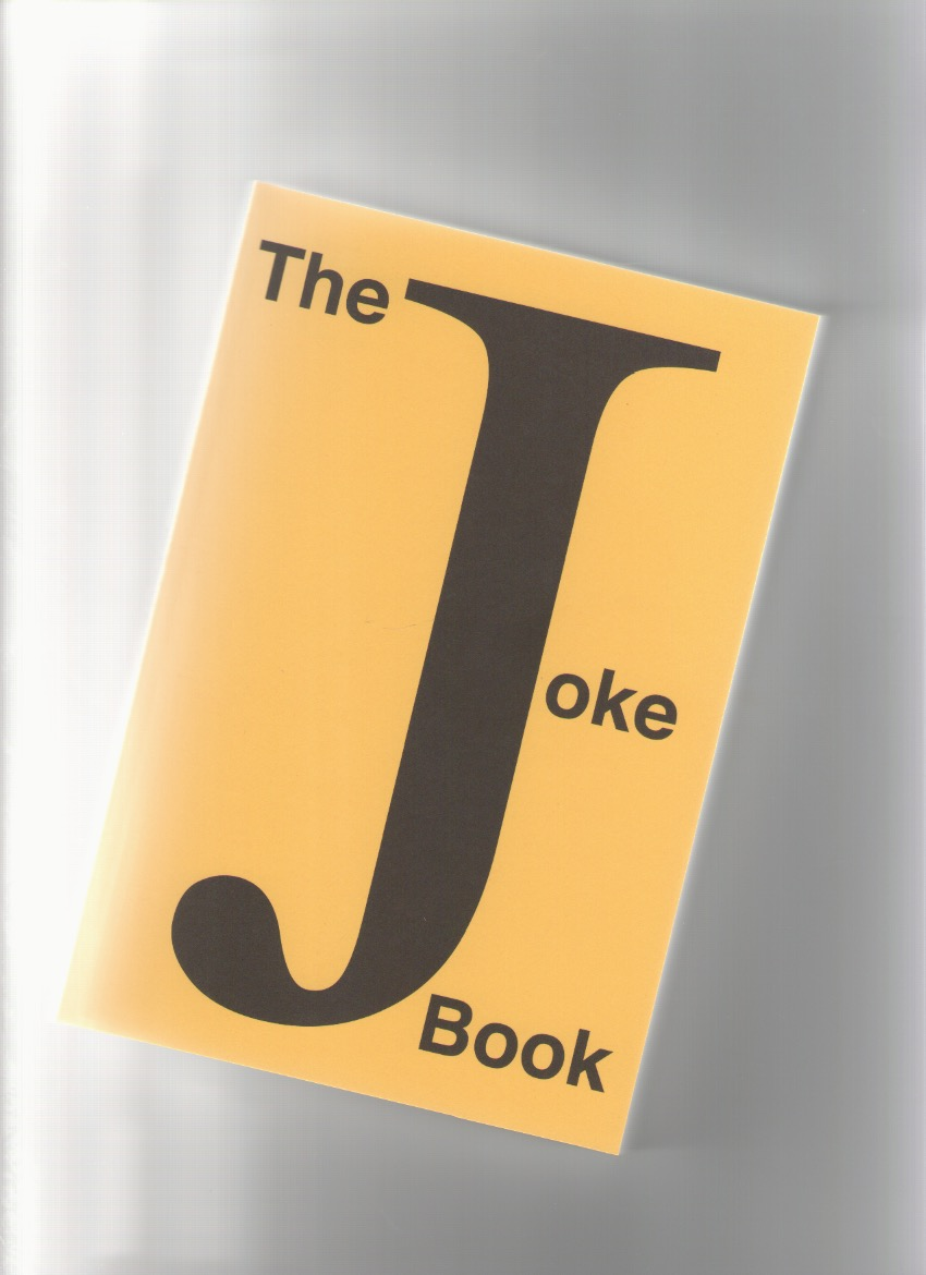SIEGELAUB, Seth (ed.) - The Joke Book: Collected by Seth Siegelaub