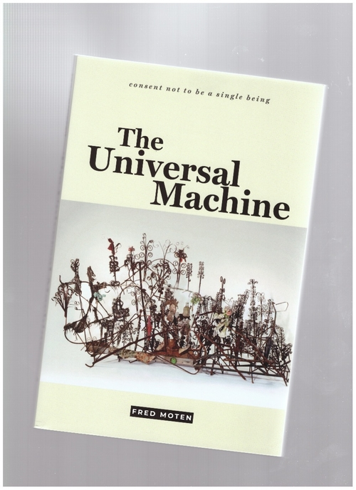 MOTEN, Fred - The Universal Machine (Duke University Press)