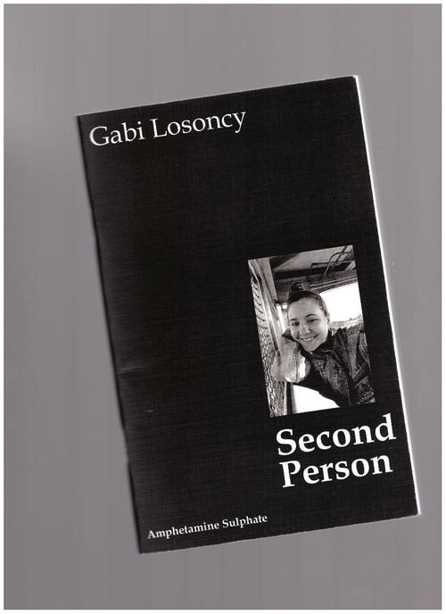 LOSONCY, Gabi - Second Person (Amphetamine Sulphate)