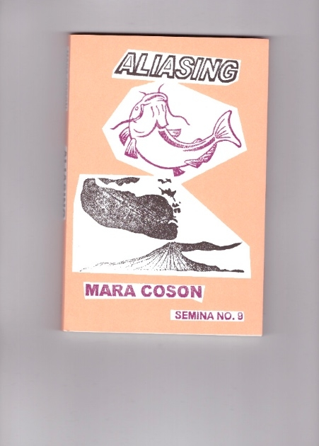COSON, Ann - Aliasing (Book Works)
