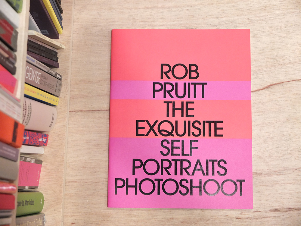 PRUITT, Rob - The Exquisite Self Portraits Photoshoot