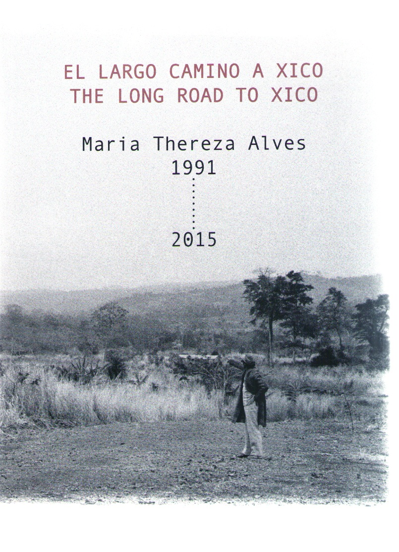 ALVES, Maria Thereza - The Long Road to Xico / El largo camino a Xico, 1991-2015