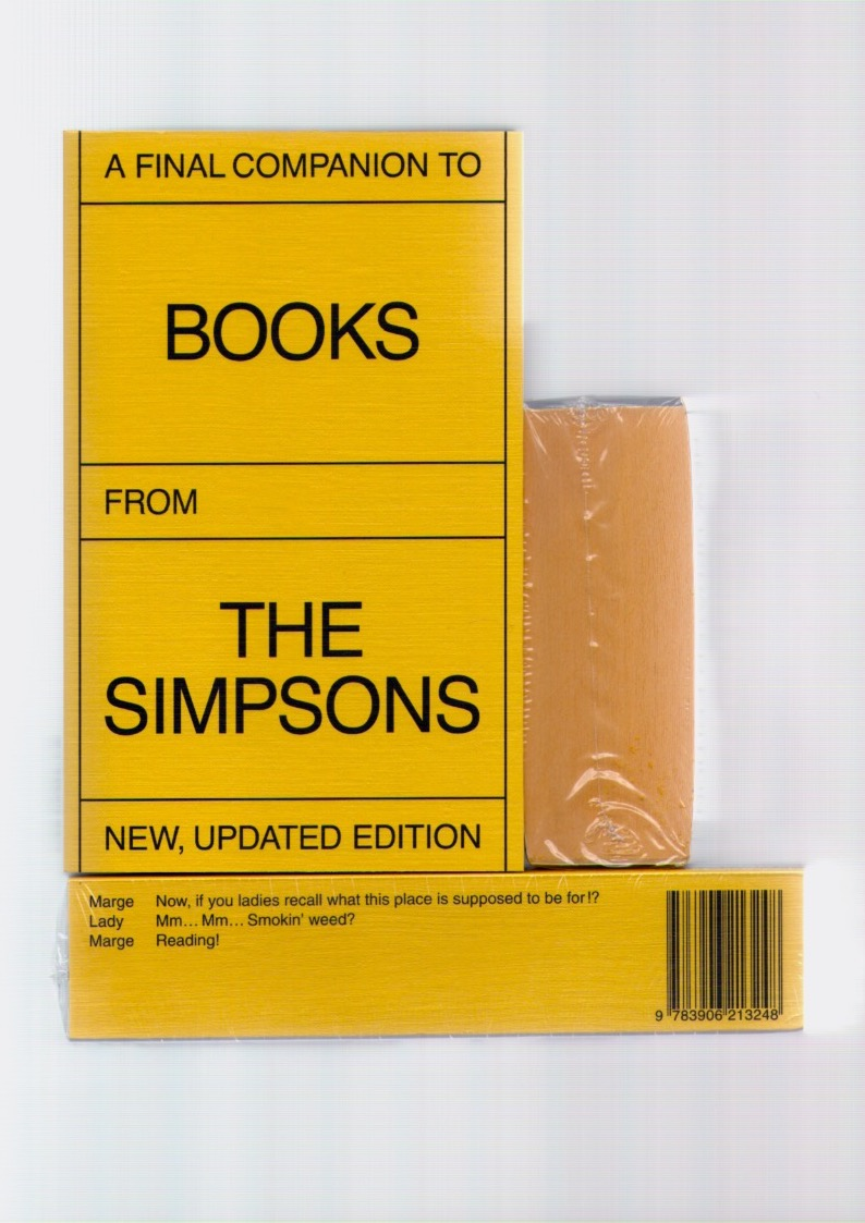 LEBRUN, Olivier (ed.) - A Final Companion to Books from the Simpsons