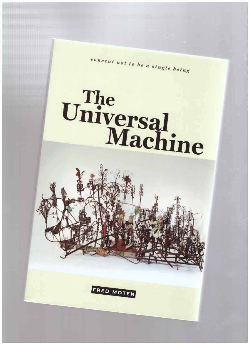 MOTEN, Fred - The Universal Machine