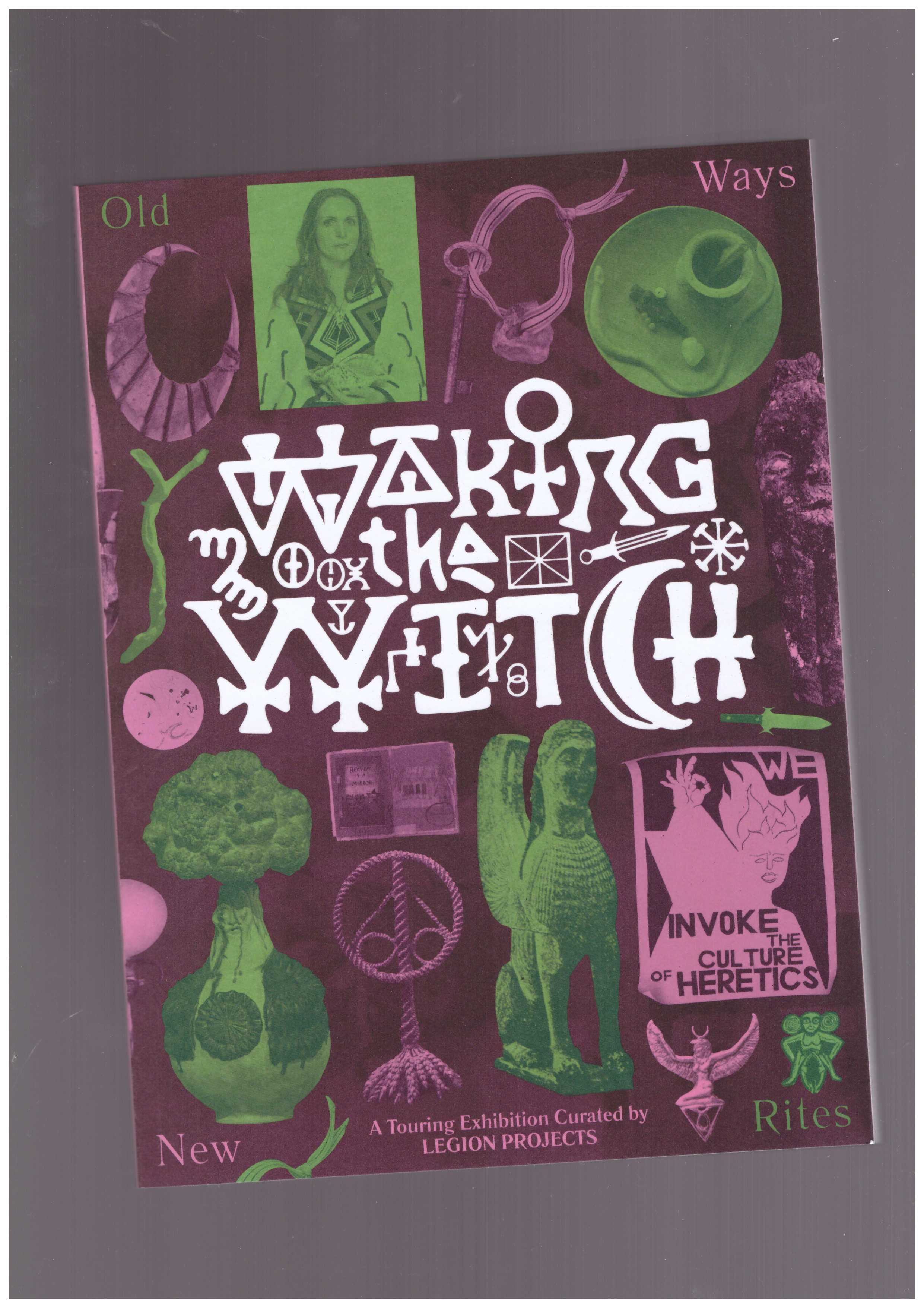 HUGHES, Matthew ; HELLE Una Hamilton  - Waking the Witch