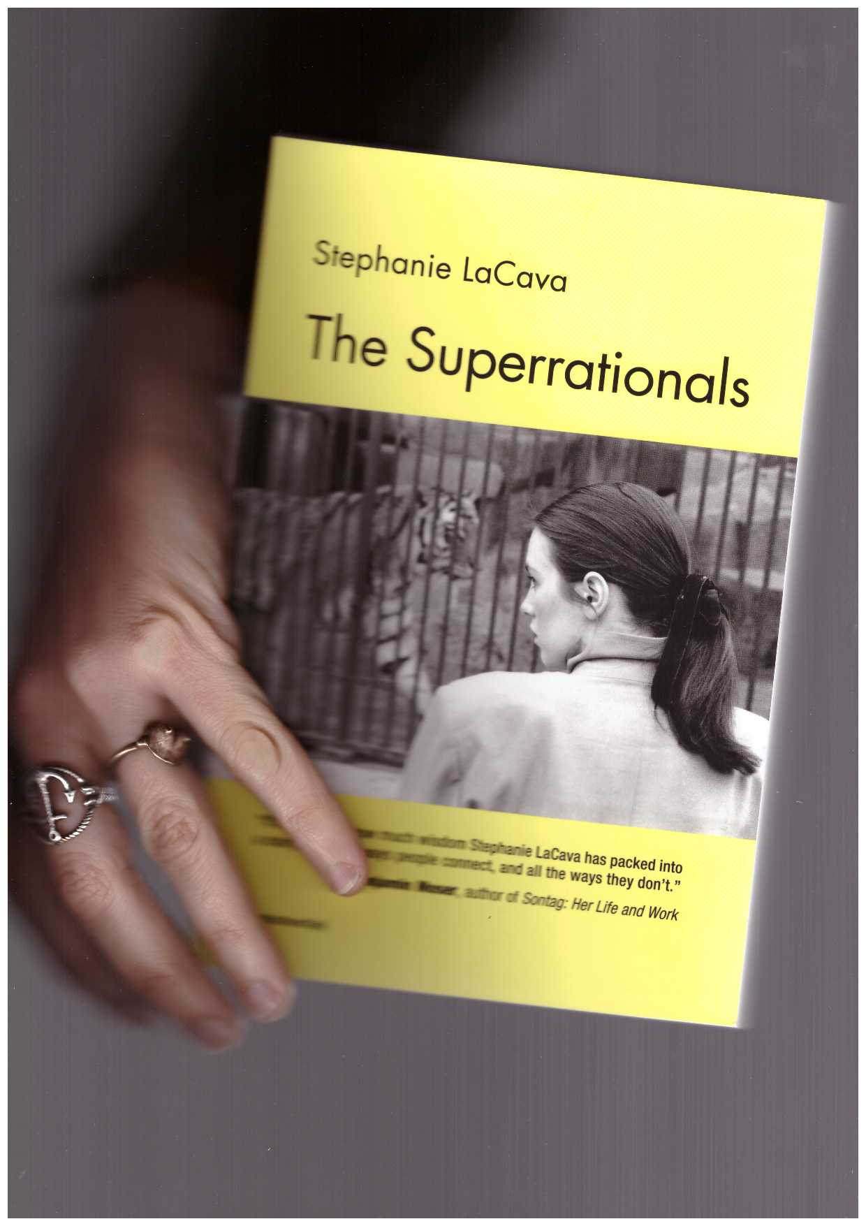 LACAVA, Stephanie - The Superrationals