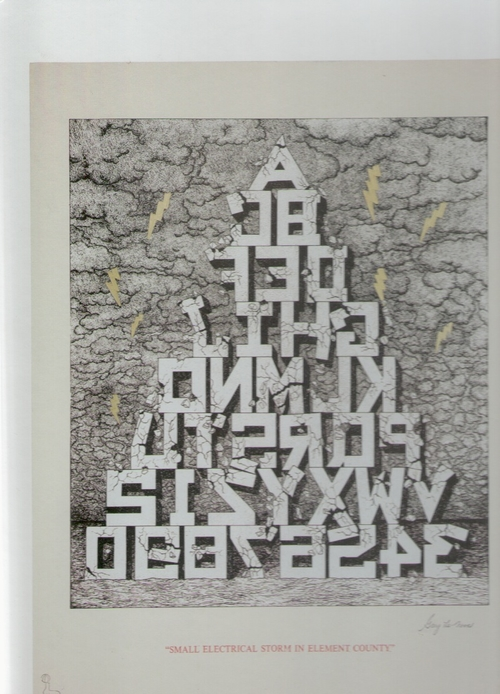 TRASOV, Vincent  - The Alphabet Book (Kunstverein Amsterdam)