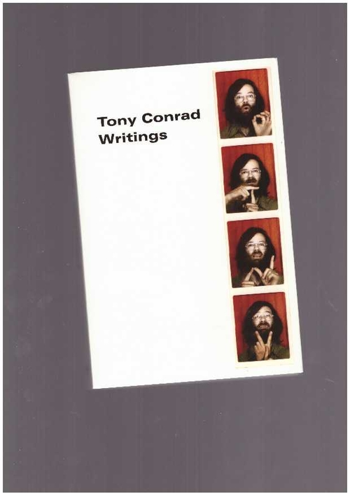 CONRAD, Tony - Writings (Primary Information)