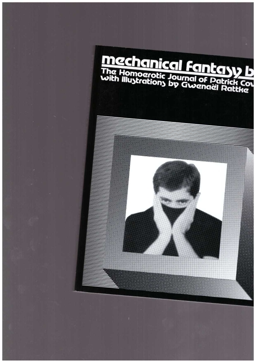 COWLEY, Patrick - Mechanical Fantasy Box (Dark Entries Editions)