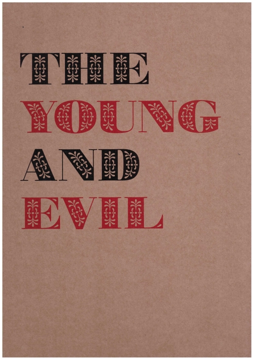 EARNEST, Jarrett (ed.) - The Young and Evil. Queer modernism in New York (David Zwirner Books)