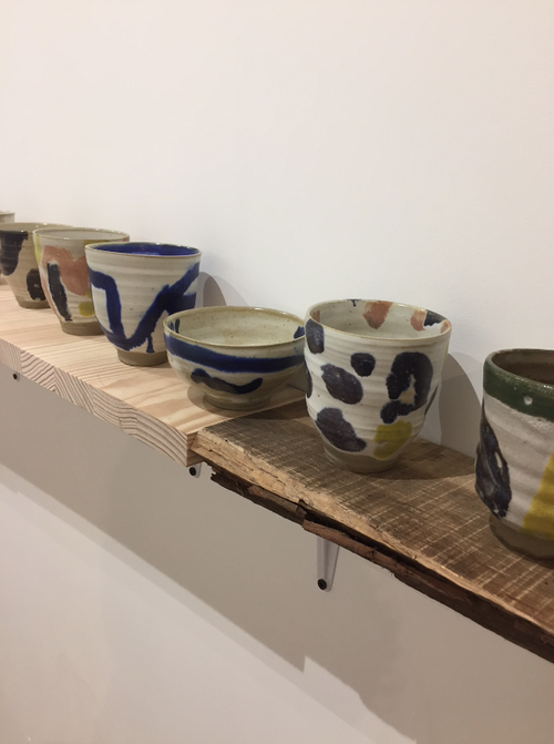 ceramics frenzy SALE with Natsuko Uchino